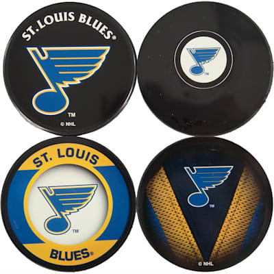 St. Louis Blues (Sher-Wood NHL Team Coasters Pack)