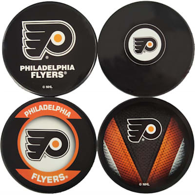 Philadelphia Flyers (Sher-Wood NHL Team Coasters Pack)
