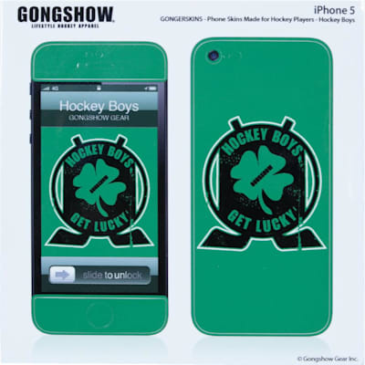 Hockey Boys iPhone 5 Skin (Gongshow Hockey Boys iPhone 5 Skin)