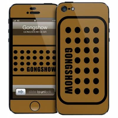 Blocker iPhone 5 Skin (Gongshow Blocker iPhone 5 Skin)