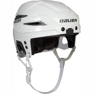 White/Silver (Bauer IMS 11.0 Hockey Helmet)