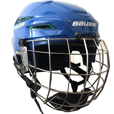 (Bauer IMS 11.0 Hockey Helmet Combo)