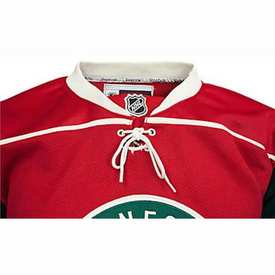 5db7f8c7 Reebok Minnesota Wild Niklas Backstrom Premier Jersey - Youth ...