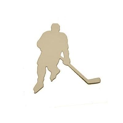 Gold (Hockey Car Magnet)