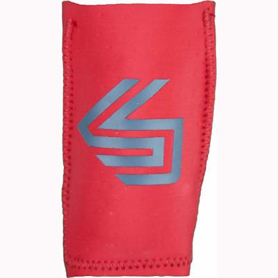 Red (Shock Doctor Ultra Compression Wrist Guard - Senior)