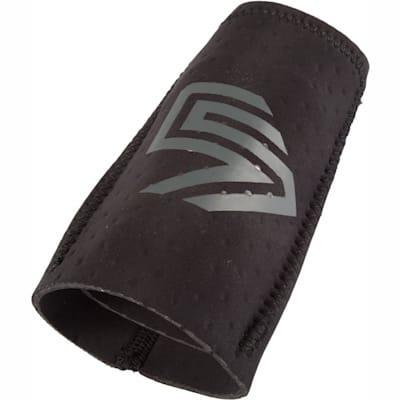 Black (Shock Doctor Ultra Compression Wrist Guard - Senior)