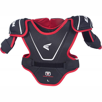 Front (Easton Learn to Play Hockey Shoulder Pads - Youth)