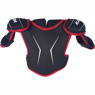 Back (Easton Learn to Play Hockey Shoulder Pads - Youth)