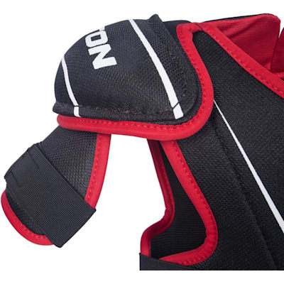 Adjustable Bicep Protection (Easton Learn to Play Hockey Shoulder Pads - Youth)