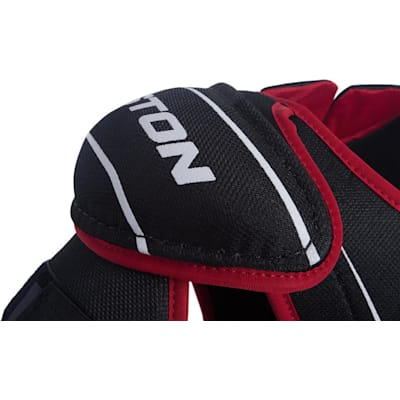 Shoulder Cap Protection (Easton Learn to Play Hockey Shoulder Pads - Youth)