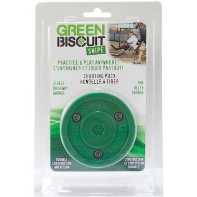 Green (Green Biscuit Packaged Puck - Snipe)