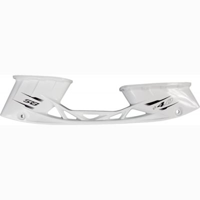 White (CCM SpeedBlade +4.0 Ice Hockey Skate Holder - Senior)