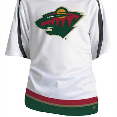 super popular 6fdfc bd1e2 Minnesota Wild Zach Parise Jersey Tee Shirt - Boys | Pure ...