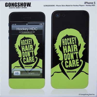 (Gongshow HHDC iPhone 5 Skin)