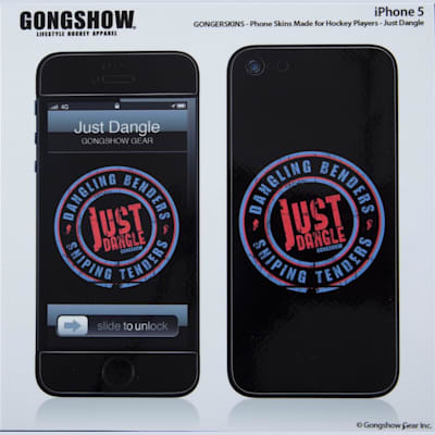 (Gongshow DBST iPhone 5 Skin)