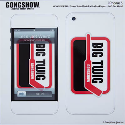 (Gongshow Big Twig 2 iPhone 5 Skin)