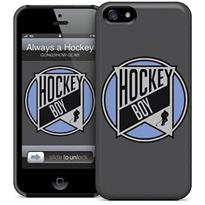 (Gongshow Always Hockey iPhone 5 Shell)