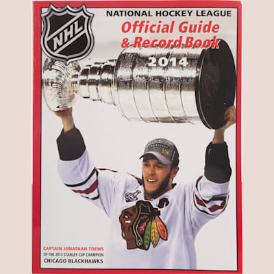 (NHL Guide & Record Book 2014)