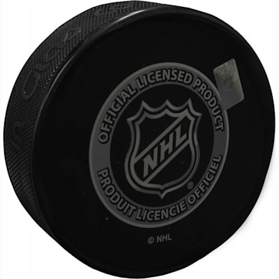 (Sher-Wood NHL Stitch Puck)