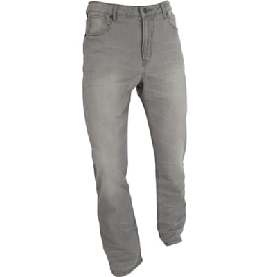 (Bauer Relaxed Fit Jeans - Grey Wash - Mens)