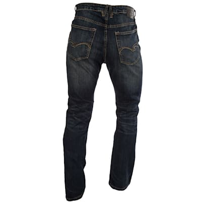 (Bauer Slim Fit Jeans - Tinted Wash - Mens)
