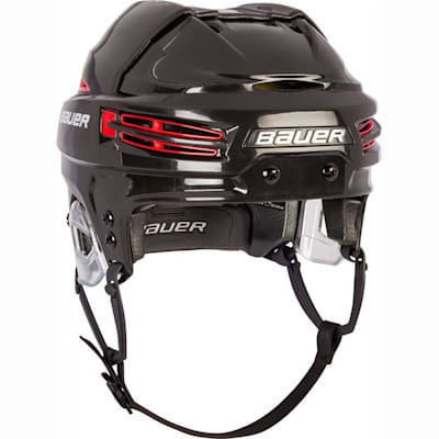 Black/Red (Bauer RE-AKT 100 Hockey Helmet)