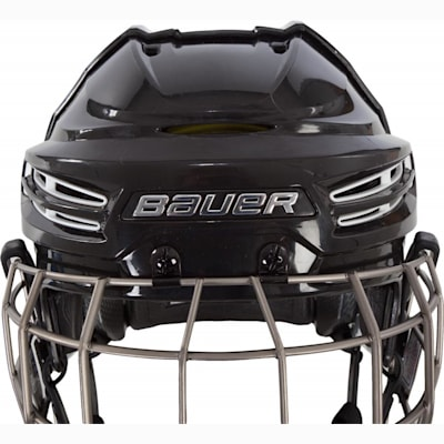 Front Detail (Bauer RE-AKT 100 Hockey Helmet Combo)