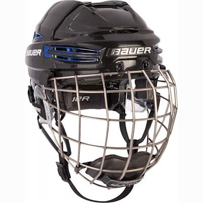 (Bauer RE-AKT 100 Hockey Helmet Combo)