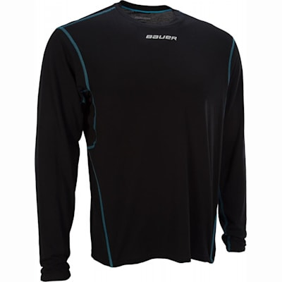 NG Core Crew Long Sleeve Shirt (Bauer NG Core Crew Long Sleeve Shirt - Adult)