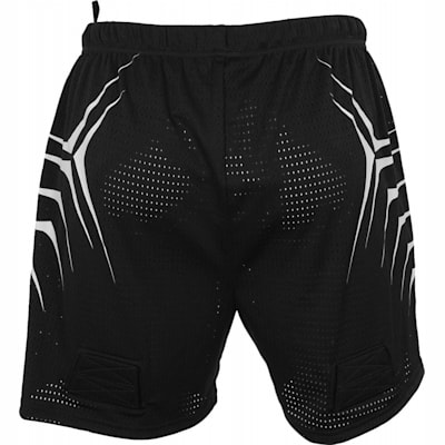 Back (Bauer Next Generation Premium Hockey Jock Shorts - Senior)