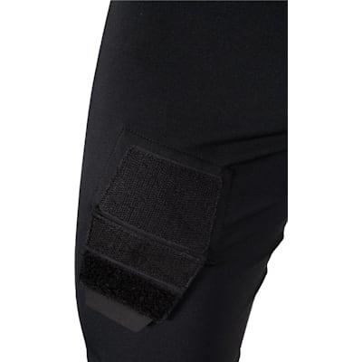 Velcro Detail (Bauer Premium Compression Hockey Jock Shorts - Boys)
