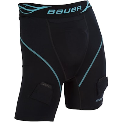 Womens (Bauer Next Generation Compression Jill Shorts - Women - Womens)