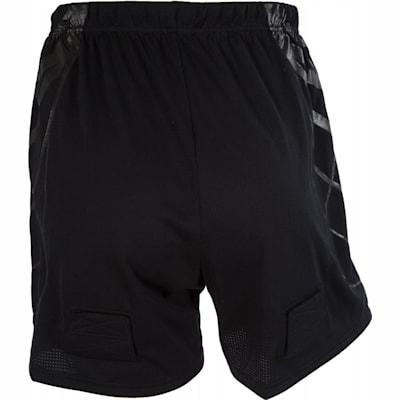 Back View (Bauer NG Mesh Jill Hockey Shorts - Girls)
