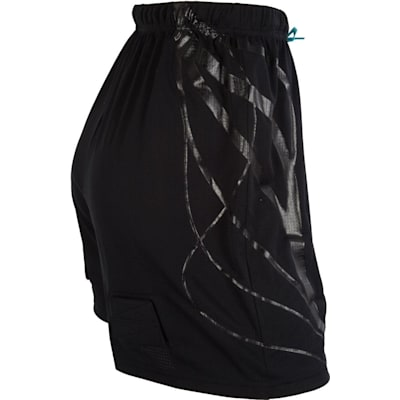 Side View (Bauer NG Mesh Jill Hockey Shorts - Womens)