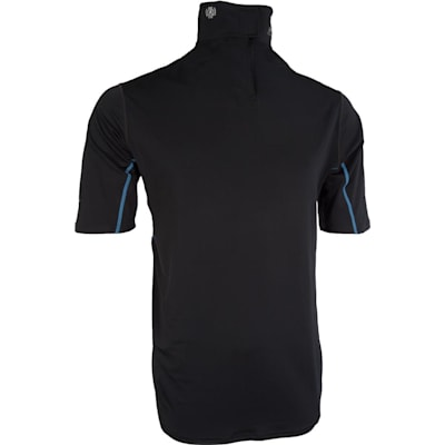 Front With Collar Up (Bauer NG Core Neck Protect Shirt - Youth)