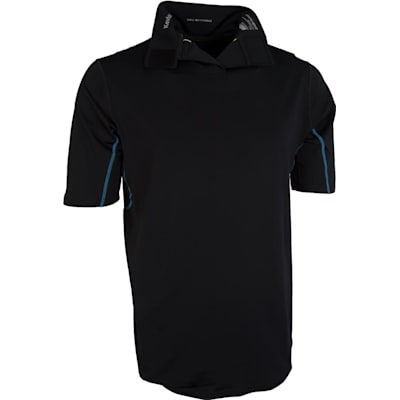 Front With Collar Down (Bauer NG Core Neck Protect Shirt - Adult)