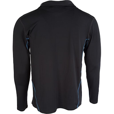 Back (Bauer NG Core NeckProtect Long Sleeve Shirt - Adult)