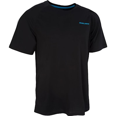 Black (Bauer Training Tee Shirt - Youth)