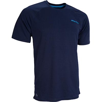 Navy (Bauer Training Tee Shirt - Youth)