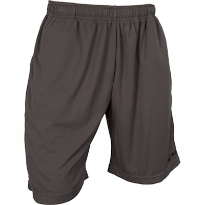 Grey (Bauer Training Shorts - Boys)