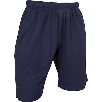 Navy (Bauer Training Shorts - Boys)