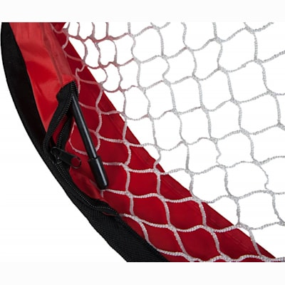 Net Is Fully Collapsible (Warrior Pop Up Mini Hockey Net - Kit)