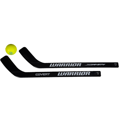 Ball And Sticks (Warrior Pop Up Mini Hockey Net - Kit)