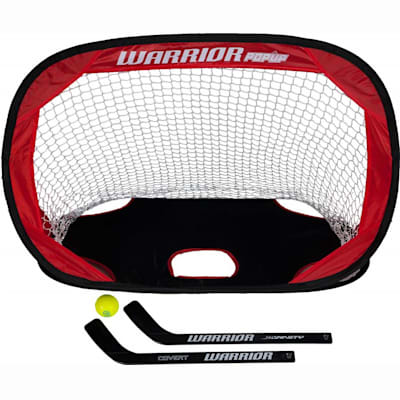 Mini Popup Net (Warrior Pop Up Mini Hockey Net - Kit)