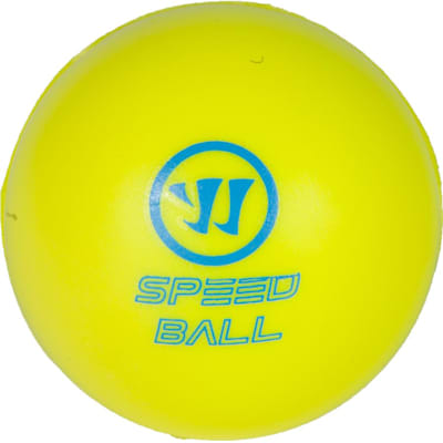 Speed Ball (Warrior Mini Hockey Speed Ball - Pack)