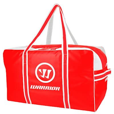 Red (Warrior Pro Player Hockey Carry Bag - Junior)