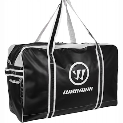 Black (Warrior Pro Player Carry Bag - Senior)