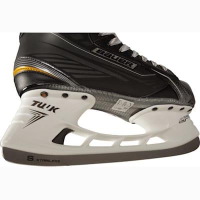 Blade Perspective (Bauer Supreme 170 Ice Skates - Senior)
