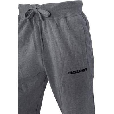 Logo View (Bauer Core Sweatpants - Boys)