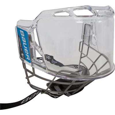 Hybrid Shield (Bauer Hybrid Hockey Shield)
